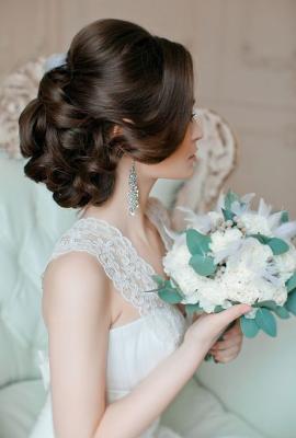 Свадебная причёска — тенденции нового сезона