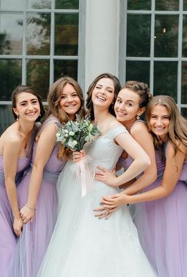 Как развлечь гостей во время свадебной фотосессии?