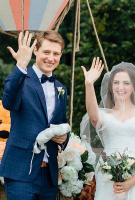 Отзыв со свадьбы «Винтажное путешествие»