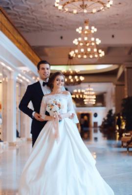 Отзыв со свадьбы в отеле «Украина»